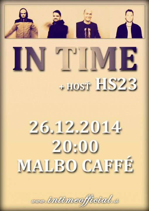 IN TIME _MalboCaffe